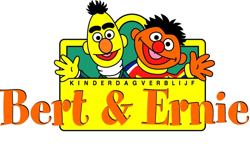 Logo Bert en Ernie